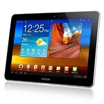 Samsung Galaxy Tab 10.1 on sale nationwide today