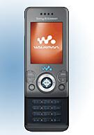 Sony Ericsson Walkman W580 available through US carrier