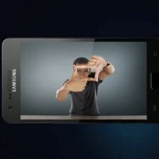Samsung Galaxy S II ad teaches you to dance with your fingers