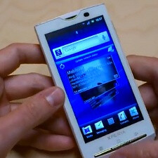 Sony Ericsson previews the Xperia X10 with Gingerbread, update coming August