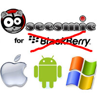 Seesmic giving up on BlackBerry
