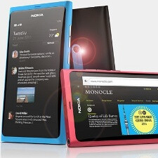 Nokia N9 claims the world's fastest cameraphone title