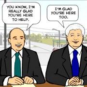 Snarky comic explains RIM's co-CEO phenomenon