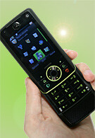 Hands-on with Motorola ROKR Z8
