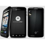It looks like Motorola is unlocking the Atrix bootloader with the Gingerbread update