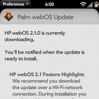 Verizon's Pre 2 finally gets the webOS 2.1 update