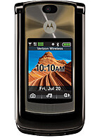 AT&T, Verizon and Sprint announce the Motorola RAZR2 V9 and V9m