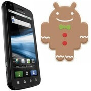 Motorola ATRIX 4G may get Gingerbread and UI facelift in July