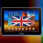Samsung Galaxy Tab 10.1 is coming to the UK on August 4