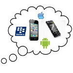 You know you're thinking too much about cell phones when...