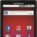 Best Buy's web site reveals $299 price for the Motorola TRIUMPH