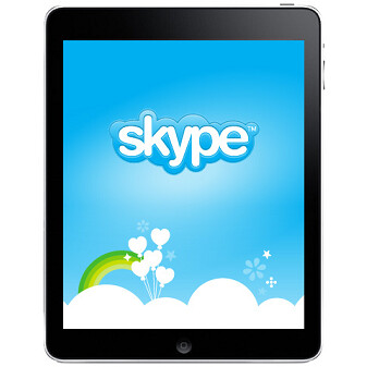 Skype coming to iPad soon