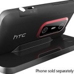 Desktop dock for HTC EVO 3D now on backorder at Best Buy