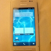 Nokia N5 leaks out with Symbian Anna