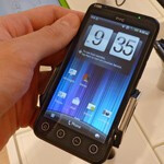 HTC EVO 3D for Europe Hands-on