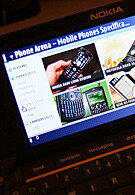 Hands-on with Nokia E90