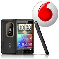 """HTC EVO 3D listed as """"coming soon"""" on Vodafone UK's web page"""