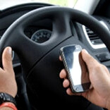 Teens texting while driving gives way to using apps behind the wheel