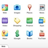 Google's mobile search page gets easier to use