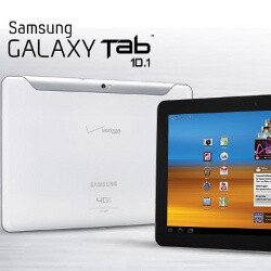 Verizon's 4G LTE-enabled Galaxy Tab 10.1 up for pre-order