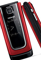 Nokia 6555 is a stylish mid-level