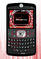 Motorola Q9m available for purchase with Verizon