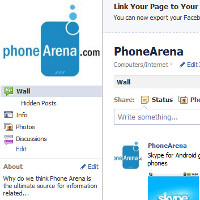 PhoneArena Facebook notifications incoming!