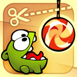 Cut The Rope now in the Android Market