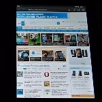 HP TouchPad vs iPad 2: web browsing comparison