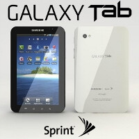 Sprint's Samsung Galaxy Tab getting the Gingerbreads on July 5th