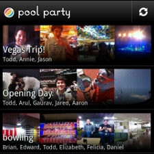 Instagram for Android? Google answers with image-sharing app Pool Party