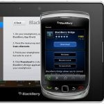 BlackBerry Bridge finally becomes a reality for AT&T customers