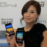 Samsung Galaxy S II sells like hotcakes; 3 million sold in 55 days