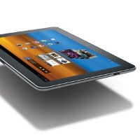 Samsung Galaxy Tab 10.1 getting TouchWiz soon with Honeycomb update