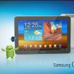 Samsung Galaxy Tab 10.1 advertisement shows off its speedy HSPA+ connection