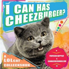 I can has cheezburger on your iPhone: LOLCats official iOS app arrives