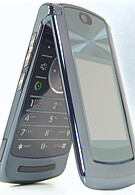Hands-on with Motorola V9m for Sprint