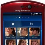 Vodafone gets the exclusive red Sony Ericsson Xperia Neo