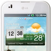 LG Optimus Black gets its promised white version; pre-orders available in the UK