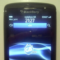 More photos of the BlackBerry Monza a.k.a. Monaco surface on the web
