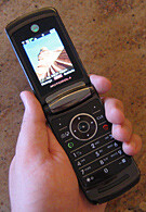Hands-on with Motorola V9m for Verizon Wireless