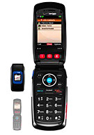 Verizon Wireless Coupe is simple clamshell