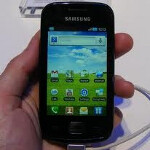 Mid-range Samsung Galaxy Gio headed for Bell