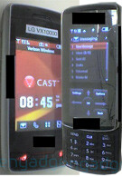 LG VX8800 and VX10000 for Verizon have touch-displays!