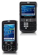 HP announces two new WM6 smartphones