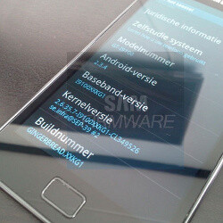 You can now update your Samsung Galaxy S II to Android 2.3.4