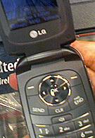 LG VX8350 in Verizon stores now