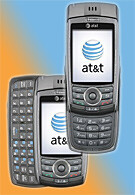AT&T's Pantech C810 is dual-slider