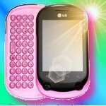 Youth oriented LG Optimus Chat C550 is available with O2 UK as a pay & go device