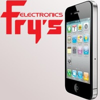 iPhone 4 for AT&T to be sold at Fry's Electronics